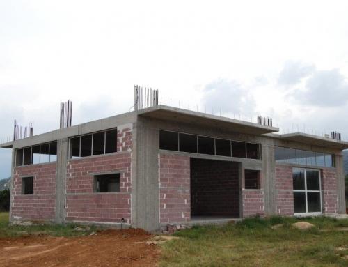 Αργολίδα επαγγελματικό κτήριο  2013